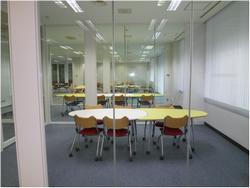 中央図書館グループスタジオの写真